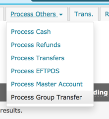 """Process Group Transfer"""