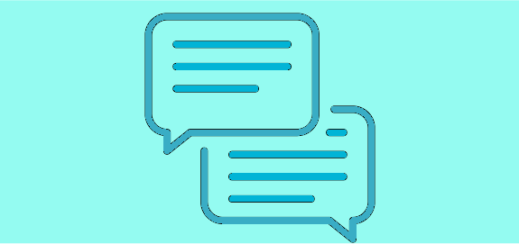 Use event apps to create a conversation with your audience.