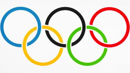 Olymic brand markt: Olympic rings