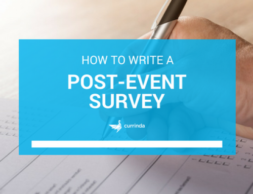 How to: Write a Post-Event Survey
