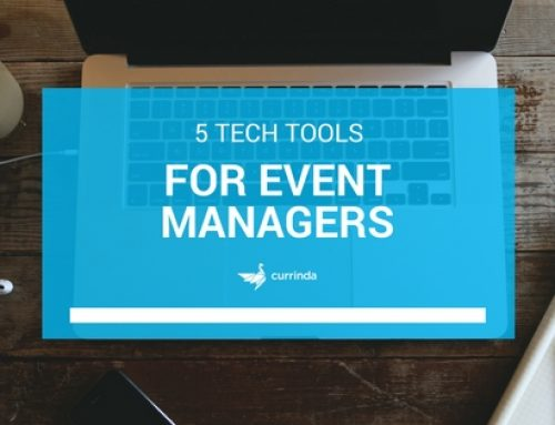 5 tech tools for event managers